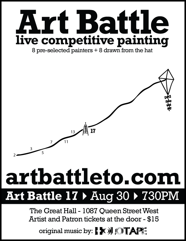 Art Battle 17